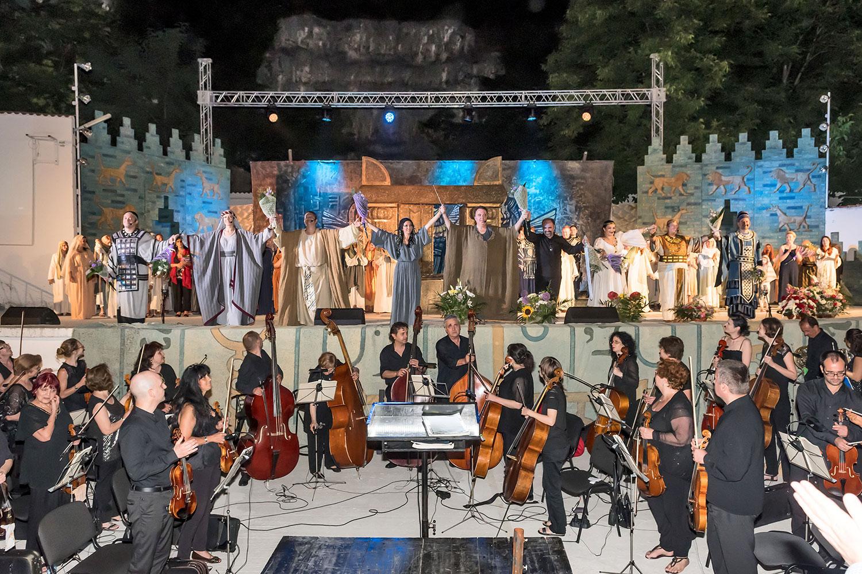 Набуко - Опера под звездите