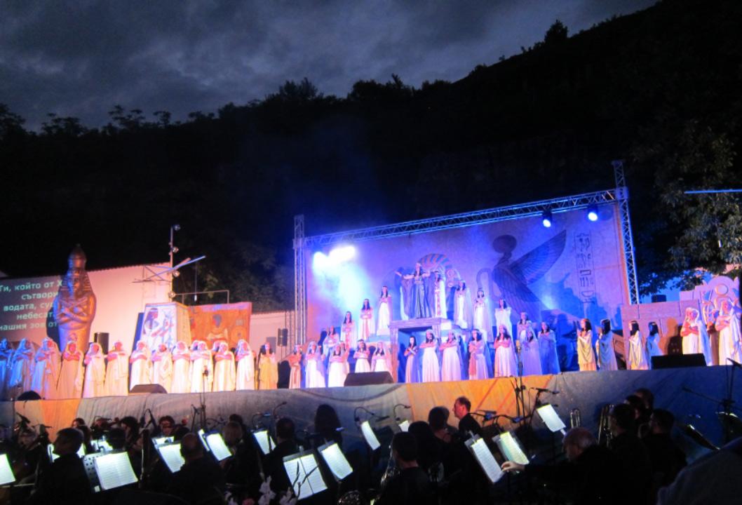 АИДА - Опера под звездите
