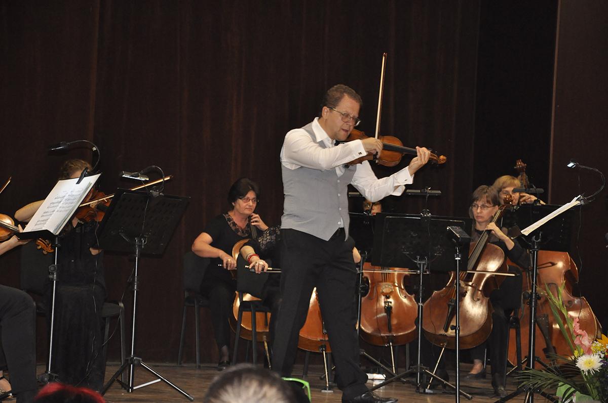 Концерт на Веско Ешкенази